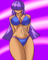 Layer Swimsuited by DariusXII