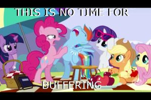 THIS IS NOT THE TIME TO BUFFER by CrypticCharmander