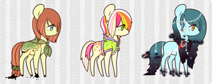 Pony Batch 3 - Auction | +closed+ by 14th-Crown