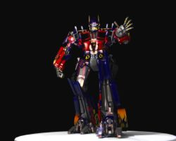 poser converted Prime Render by zenoth42