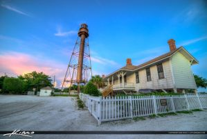 Sanibel-Lighthouse-at-the-House-on-the-Island by CaptainKimo