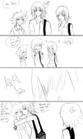 Sora Confession:April Fools by TouchMySitar