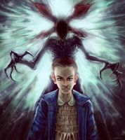Stranger Things by cinemamind