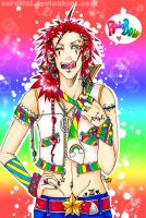 Axel - RAINBOW by Sardiini