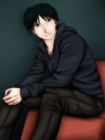Request - Roy Mustang by Sazzy-Bu