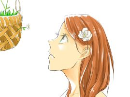 Hello little flower~ by Kurokai6923