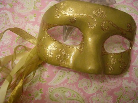 Clay mask 11 by agscsecret