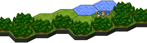 Greyhawk Isometric Hex-map by Hologramzx