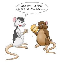 Rats - A Plan Comes Together by good-ol-boy