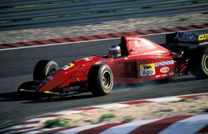 Michael Schumacher (Portugal Test 1995) by F1-history