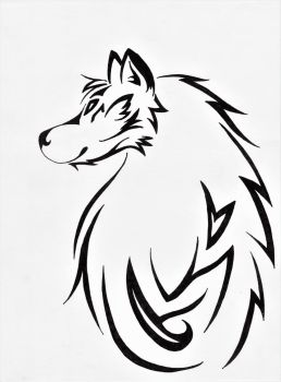 wolf_01 by mible90