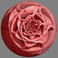 Rose Ball by MABarnett