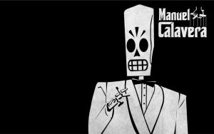 Godfather Manuel Calavera by alsnow