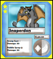 Snaperdon Card (Adopt) by Dianamond