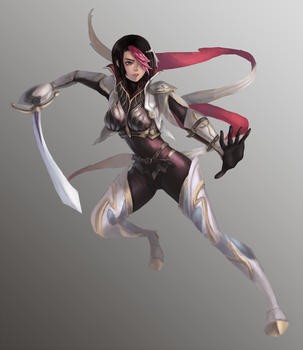 Fiora 2 by 4rca