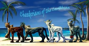 Cheederians of the Caribbean by BlackMysticA