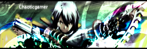 Haseo by Chaoticgamer