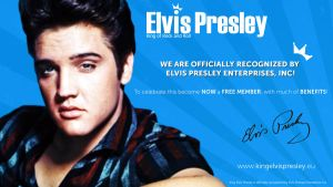 ~ King Elvis Presley OFFICIALLY!!! by CyCx