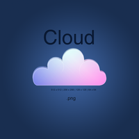 Cloud Icon by GHOSTY101
