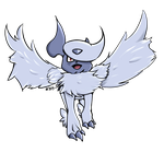 Mega Absol by LordChatta