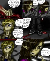 The paranomal killer page 11 by mgwolf999