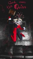 DC - Harley - God, save the Quinn by MilliganVick