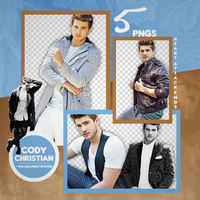 Pack Png: Cody Christian #336. by MockingjayResources