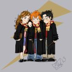 HARRY POTTER by pachaline