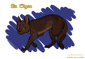 Cats of Camelot: Elyan by CatsInTheClouds