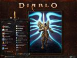 Diablo III WindowBlinds Theme by Draxen