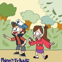 Gravity Falls by Xtreme-Cartoons