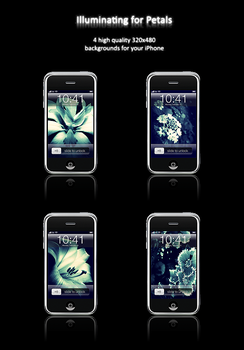 IFP - iPhone Wallpaper Pack by snow--skitty