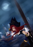Miss Fortune by Sophalone