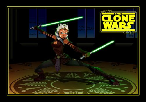 New Ahsoka by The-First-Magelord