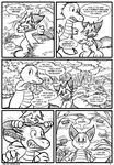 Fox Forest, page 2 by Virmir