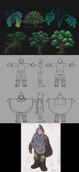 Some Concepts.... by divineclown