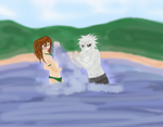 {Contest Entry} Fun at the Lake  by AsukiSanNMei