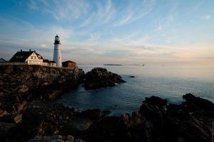 Portland Head Light by nescio17