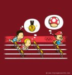 Hurdles Champion by flyingmouse365