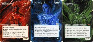 Magic Card Alteration: Shapeshifters by Ondal-the-Fool