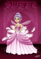 Sweet Fairy by Queen-Uriel