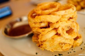 Fried Onion Tower by KuroDot