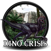 Dino Crisis - Therizinosaurus Icon by mano2