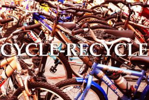 Cycle Recycle by MaxCrandale