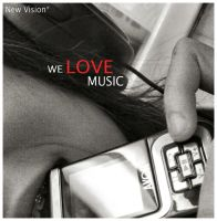 WE LOVE MUSIC. by ART-ifice