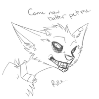 Come now batter pet me by T0SHII