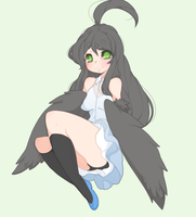 harpy com by punipaws