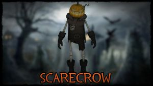 Scarecrow - XNALara Download by JhonyHebert