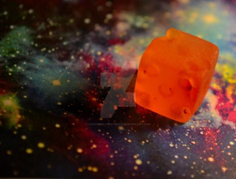 Playing Dice with the Cosmos by ChaosWolfPictures