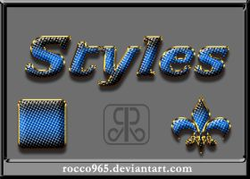 Styles 1086 by Rocco 965 by Rocco965